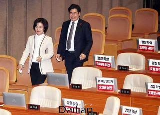 """靑 수사하던 차장검사 전멸시킨 '2차 대학살'…진중권 """"단체로 실성"""""""