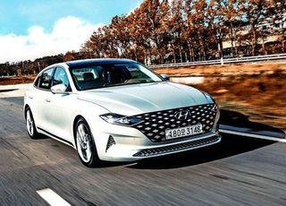 [2020 자동차 대전] 현대차, 그랜저·쏘나타 쌍끌이-GV80·투싼·아반떼까지