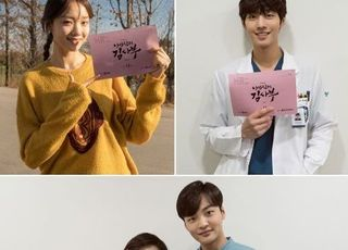 '낭만닥터 김사부 2'이성경-안효섭-김민재-소주연 '새해 인사'