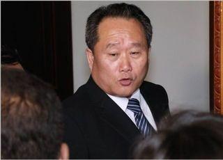 리선권, 북한 외교단 연회 참석…향후 대외정책 변화 주목