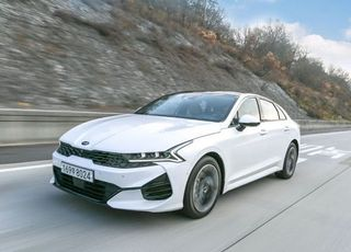 [2020 자동차 대전] 기아차, K5에 RV 전면교체 '신차 슈퍼사이클'