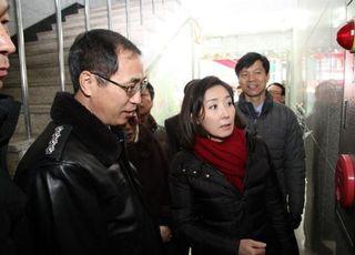 '당당한 그녀' 나경원, 의연하게 민생행보 집중