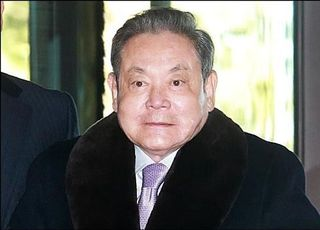 삼성전자 주가 상승 랠리···이건희 회장 지분가치 19조 돌파