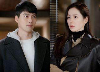 '사랑의 불시착' 현빈-손예진, 시청자 사로잡은 '둘리 커플'
