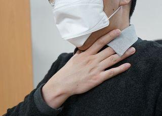 목 안 이물감, 역류성 인후두염 의심해봐야