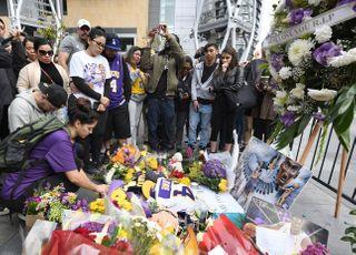 코비 브라이언트, 헬기사고로 사망 '충격'