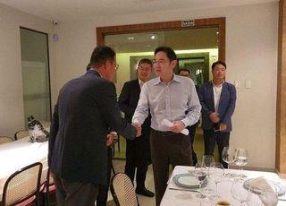 """이재용 부회장, 설 연휴 현장 경영…""""개척자 정신으로 100년 역사 쓰자"""""""