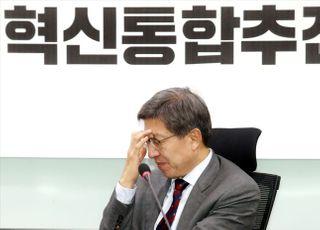 박형준, 유승민 '선거연대' 거부…'통합신당 참여' 압박