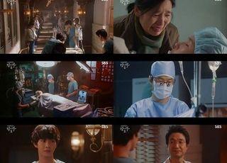구급대원 장기 이식 '먹먹'…'김사부2' 시청률 20% 돌파