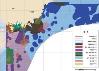 해수부, 첫 해양공간계획 수립…부산권역에 8개 해양용도구역 지정