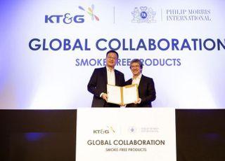"""[일문일답] KT&G """"필립모리스와 손잡고 유럽·중동에 '릴' 첫 선"""""""