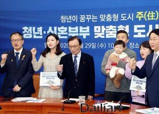 '2030 맞춤형' 與 총선 3호 공약…'청년·신혼 위한 주택 10만호 공급'