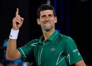 역사가 될 조코비치, 호주 오픈 8번째 우승 도전