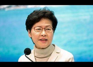 """홍콩 '신종코로나' 첫 사망자 나왔지만…""""공무원 마스크 금지"""""""