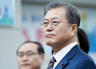 文대통령 지지율 '대선 득표율' 41.1%로 급락