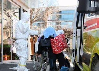 16번 환자 접촉 직원 근무…광주우편집중국 임시폐쇄