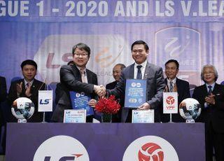 LS그룹, 베트남 프로축구 1부 리그 후원