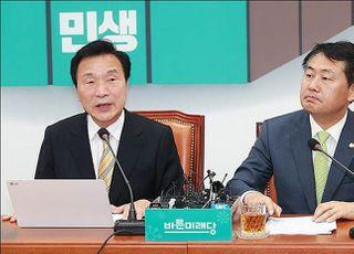 """'바른미래 탈당' 김관영 """"與에 쏠린 호남 민심, 통합해도 쉽지 않아"""""""