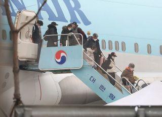 우한 '3차 전세기', 교민·中가족 싣고 12일 오전 귀환예정
