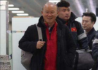 '경기 중 퇴장' 박항서, 친선경기 4회 출장 정지 징계