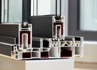 KCC, 단열·디자인 잡은 복합창호 '뉴하드윈V9' 출시