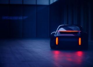 현대차, EV 콘셉트카 '프로페시' 티저 공개