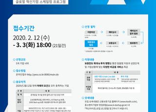 신용보증기금, 중기 스케일업 위한 '혁신아이콘 제3기' 공개 모집