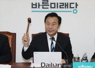 """손학규 """"박지원, 민주당과 총선 후 합당 발언에 불신 극대화"""""""
