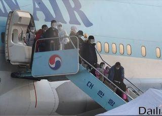 진천‧아산 머물렀던 우한 교민 360여명 전원 퇴소