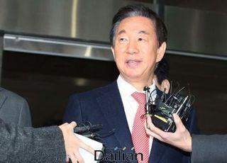 """김성태, 총선 불출마...""""보수우파 승리 위해 백의종군"""""""