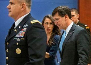 """美 국방장관 """"북한은 '불량국가'…국가안보 최대 도전국은 중국"""""""