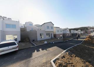 단독주택 5년간 24만가구 준공…24.1% 수도권에 집중