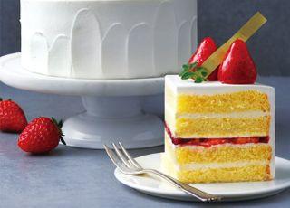 파리바게뜨, '시그니처 생크림 케이크' 출시