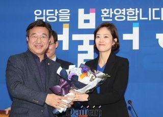 '정치 신인' 고민정, 광진을에서 오세훈과 맞붙어
