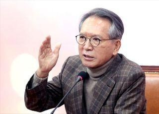 """劉 """"김형오 이상해져""""…통합당 공관위 """"일탈행위, 엄중 경고"""""""