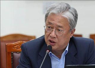 """[전문] 유성엽 """"文정부 경제 최악…일각서 '포기했다'고 해"""""""