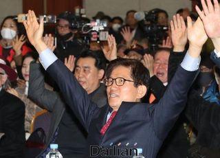 [단독] 우리공화당·자유통일당 합당…오후 1시 국회서 발표