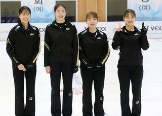 여자컬링 '팀 민지', 세계주니어선수권 파죽의 8연승