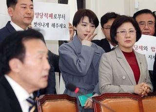 손학규, '몽니' 18개월…바른미래당 대표 내려놓고 2선 후퇴