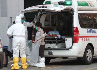 신종코로나 국내 첫 사망자 나와···확진자 107명으로 '급증'