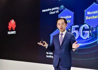 화웨이, 美 견제에도 '건재'…5G 계약 91건·기지국 60만기 출하