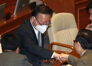 """코로나 추경 논란 속 김부겸 발언 파문…""""대구는 한국당 텃밭인데"""""""