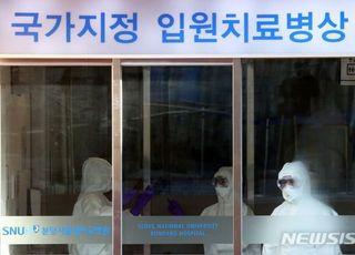 청도 대남병원서 부산 이송 '코로나19' 확진자 사망…국내 2번째