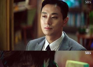 '하이에나' 김혜수-주지훈, 첫 방송부터 강렬한 으르렁 케미