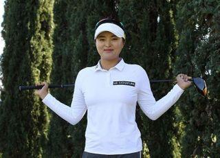LG전자, 女골프 세계랭킹 1위 고진영 선수 3년간 공식 후원