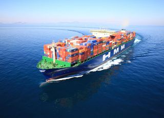 현대상선 소속 '디 얼라이언스' 중동 노선 서비스 확정