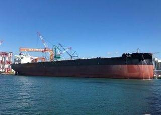 폴라리스쉬핑, 32만5천톤급 초대형 광석선 '상 조이'호 인수