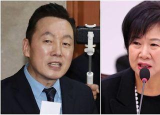 '비례민주당' 명분 총대 멘 손혜원…정봉주 가세 가능성