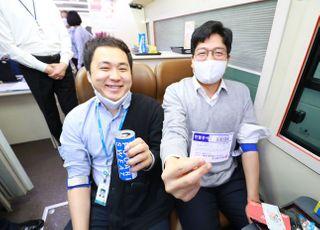 동아오츠카, 코로나19에 따른 혈액 수급난 지원 위해 헌혈 진행