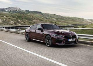 BMW 코리아, 뉴 M8 그란쿠페 컴패티션 사전계약…2억3810만원